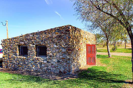 The Stone Jailhouse by Jim Thompson