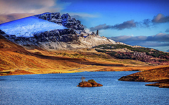 The Storr. Isle of Skye by John Frid