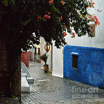 The streets of Tangier by Yavor Mihaylov