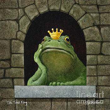 Will Bullas - The Toad King