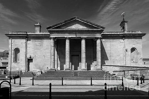 The Town Hall in Chipping Norton by Dave Porter