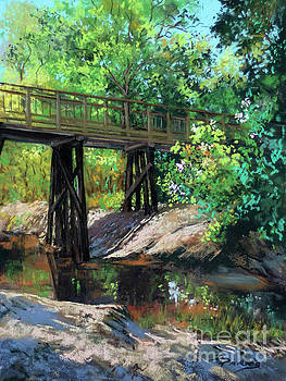 The Trace at Abita River by Dianne Parks