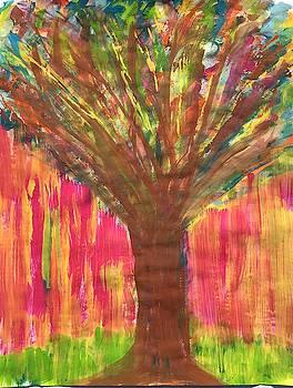 The Tree by Soul Artist Robin