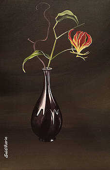 The vase by Said Marie