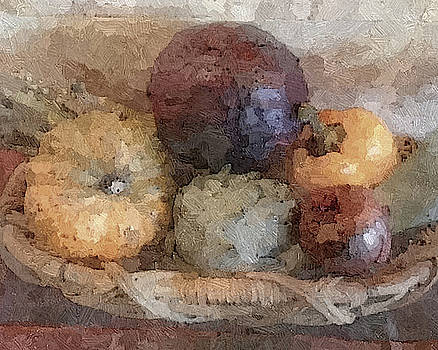 The Vegetable Basket by Don Berg