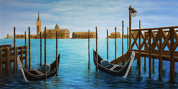 The Venetian Phoenix by Renee Logan