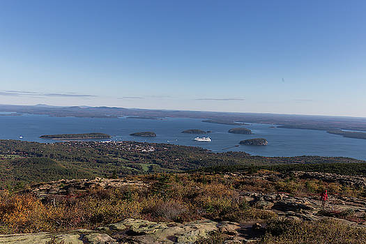 The View From Cadillac Mountain by Brian MacLean