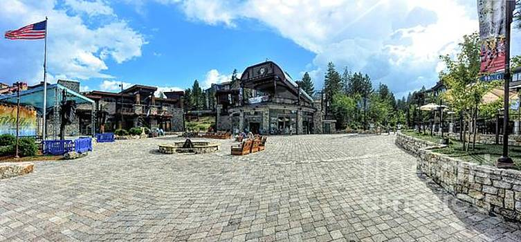 The Village at Mammoth by Joe Lach
