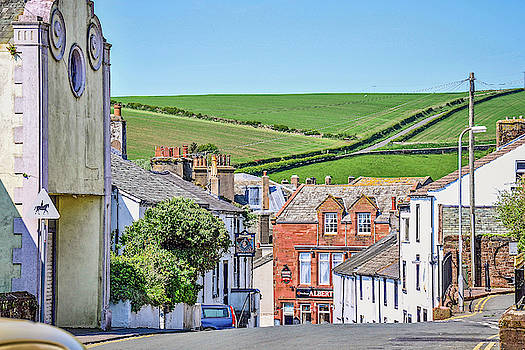 Andrew Wilson - The Village of St Bees