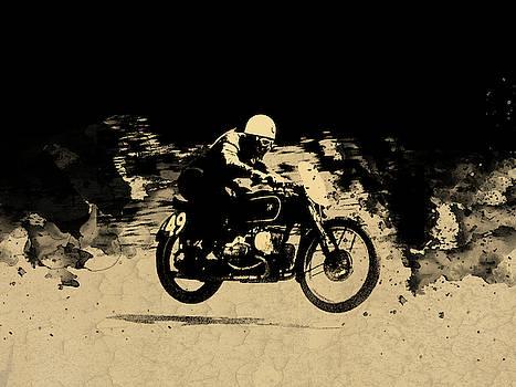 Mark Rogan - The Vintage Motorcycle Racer