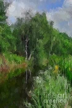 The Waterway by John Edwards
