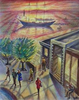 The Wharf by Raffi Jacobian