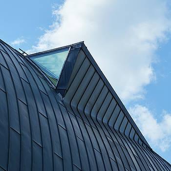 The Window Up There. Kiasma Modern Art Museum. by Jouko Lehto