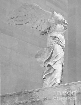 The Winged Victory of Samothrace by Lilliana Mendez
