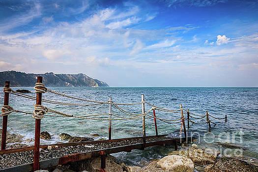 The Winter Sea #2 by Arnaldo Tarsetti
