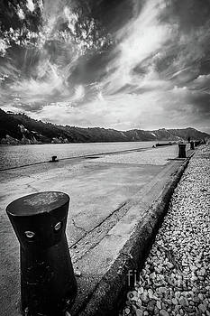 The Winter Sea #3 by Arnaldo Tarsetti