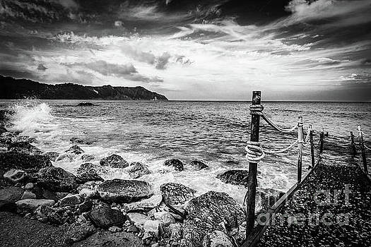 The Winter Sea #4 by Arnaldo Tarsetti