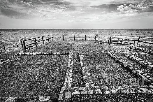 The Winter Sea #5 by Arnaldo Tarsetti