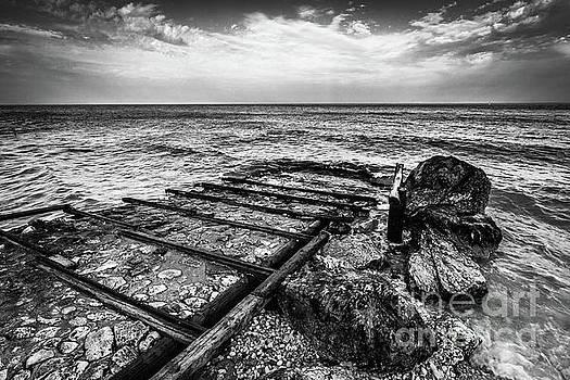 The Winter Sea #6 by Arnaldo Tarsetti