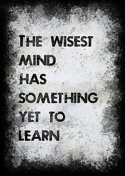 The Wisest Mind by Ricky Barnard
