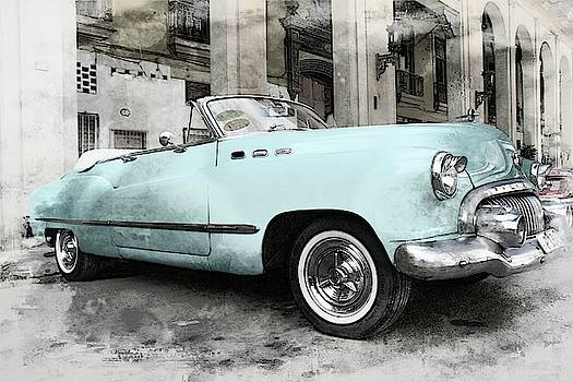 The Yesteryear Buick by Toni Abdnour