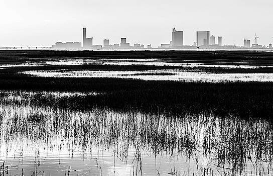 There She Is Atlantic City New Jersey by Sharon Mayhak
