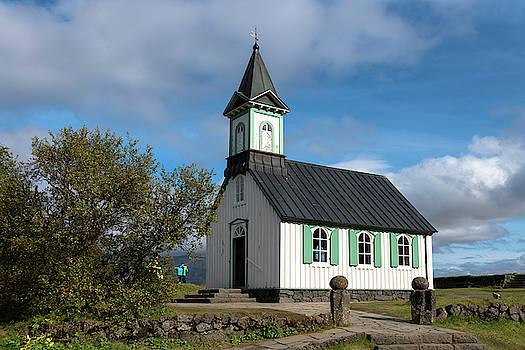 RicardMN Photography - Thingvellir church