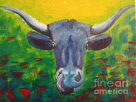 This is Bull by Heather James