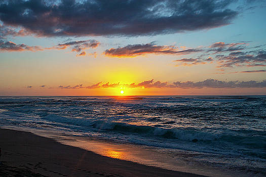 This is why they call it Sunset Beach by Anthony Jones