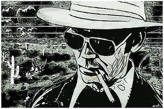 Thompson - Noir series by Bobby Zeik