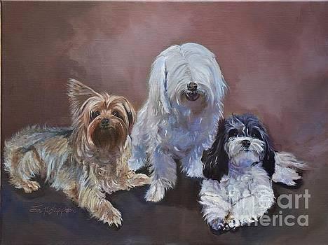 Three Amigos by Jan Dappen