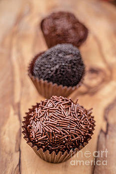 Edward Fielding - Three Chocolate Truffles