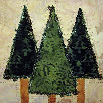Three Pines by Pam Geisel