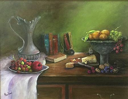 Three Thirty Three by Anne Barberi