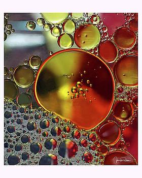 Three-way Bubbles by Jennifer Robin
