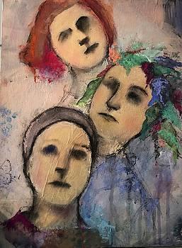 Threes by Debbie Callahan