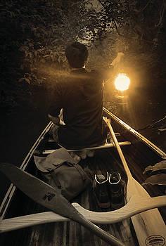 Through the Darkest Nights by Jayson Tuntland