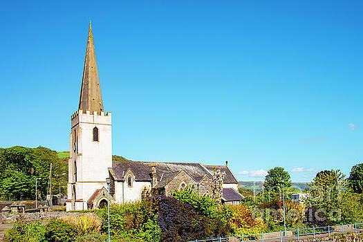Bob Phillips - Tickmacrevan Parish Church