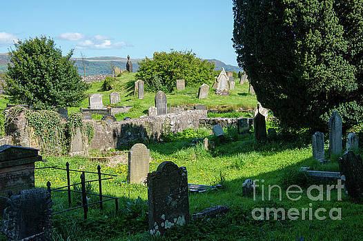 Bob Phillips - Tickmacrevan Parish Graveyard