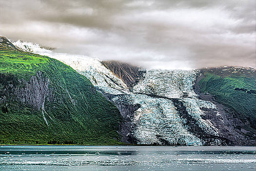 Tidewater Glaciers by Maria Coulson