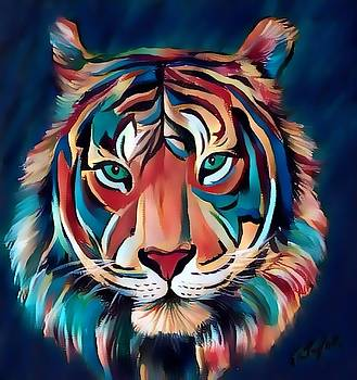 Tiger 2 by Ralph Taylor
