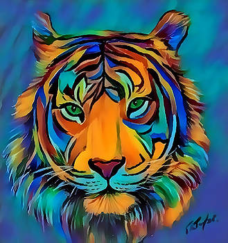 Tiger.  3 by Ralph Taylor