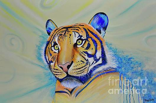 Tiger by Mary Scott