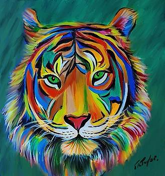 Tiger by Ralph Taylor