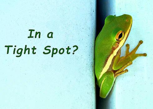 Tight Spot by Vincent Autenrieb