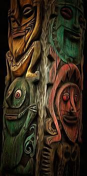Tiki by Harry Warrick