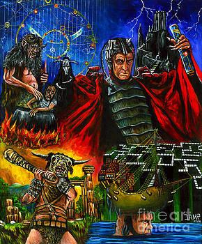 Time Bandits by Jose Mendez