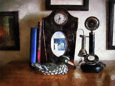 Time Pieces by Cedric Hampton