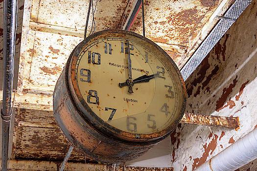 Time stood still 1 by Steev Stamford