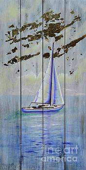 Time To Sail by Mary Scott
